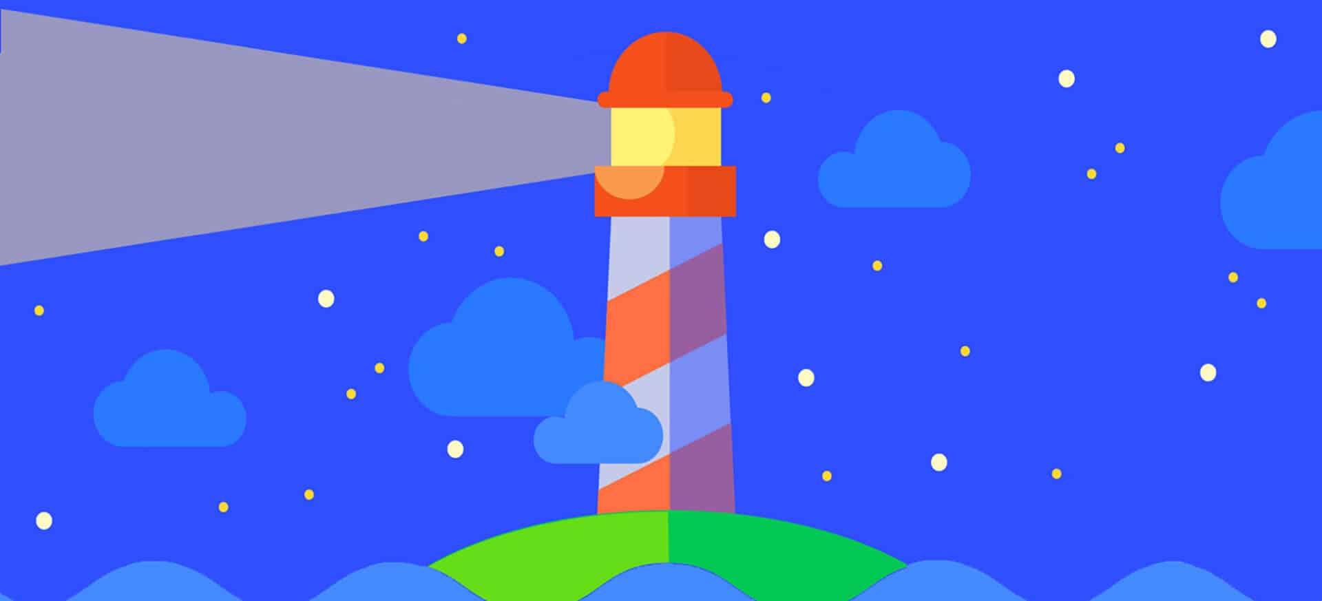Bagaimana Google Lighthouse membantu performa website