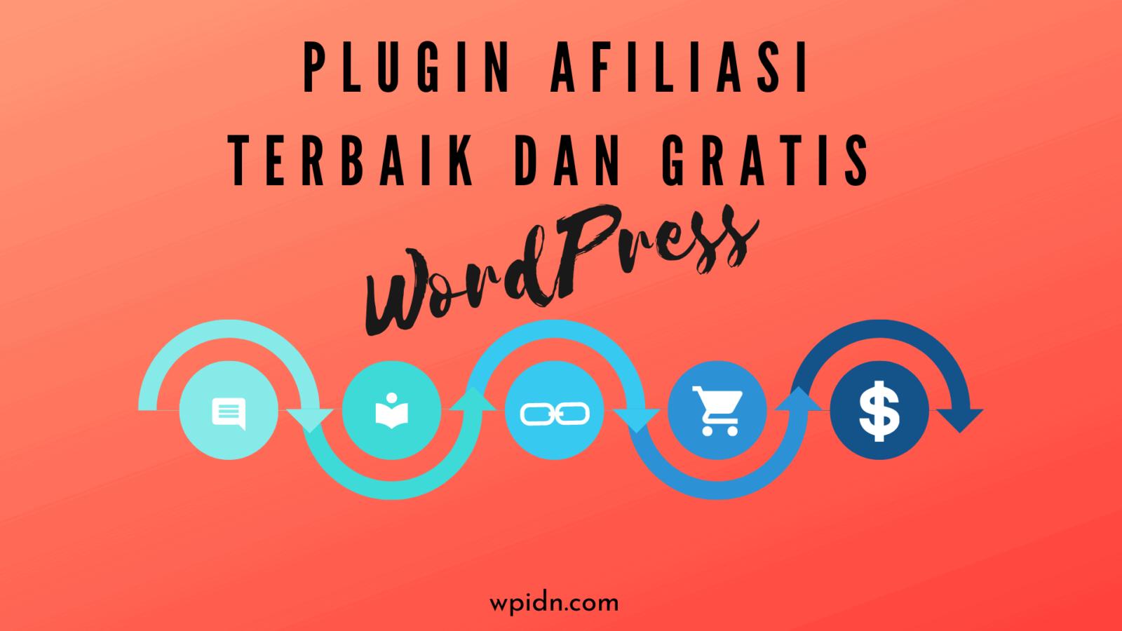 Plugin Afiliasi terbaik dan gratis untuk WordPress